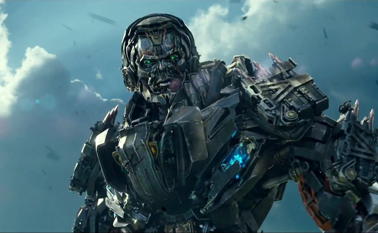 transformers 4 age of extinction ''invasion'' tv spot - transformers
