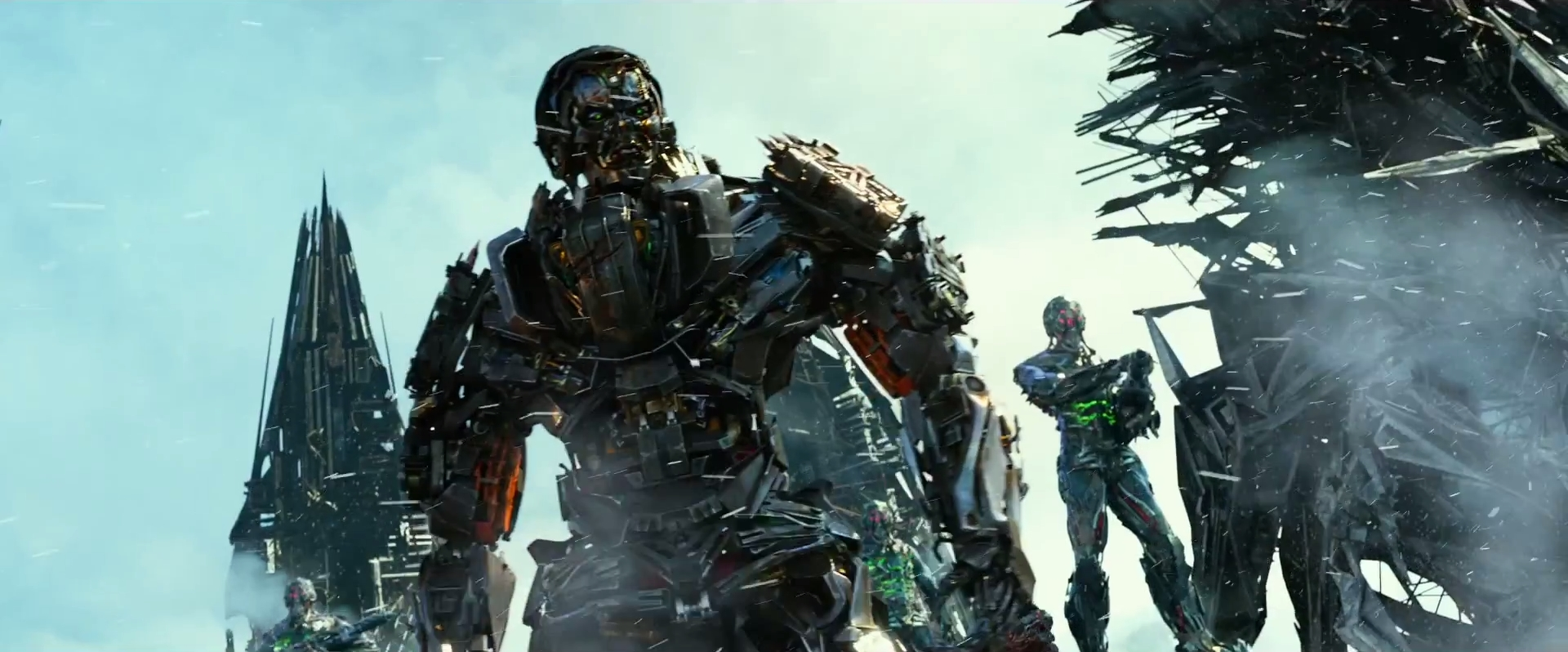 New Transformers 4 Age of Extinction TV Spot with Lockdown ...
