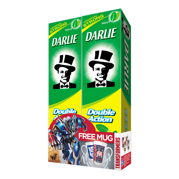 An Report On Darlie Toothpaste' S Integrated Marketing