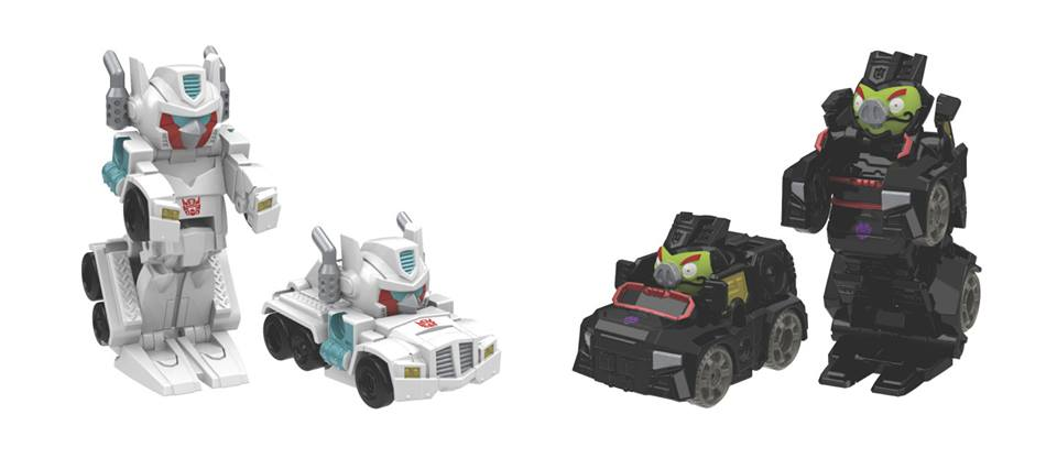 Transformers Angry Birds Toy Images