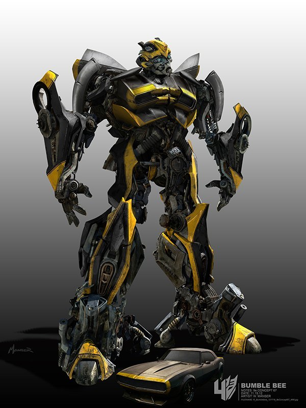 meet the parents 4th installment of transformers