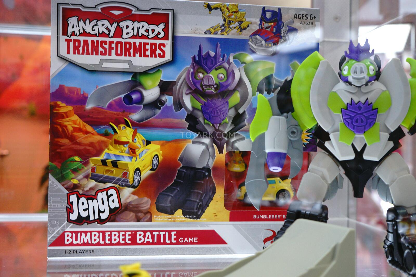 Angry Birds Transformers Photos from SDCC 2014 ...