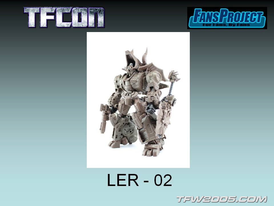 [FansProject] Produit Tiers - Jouets LER (Lost Exo Realm) - aka Dinobots TFCon-2014-Panel-163_1405198943