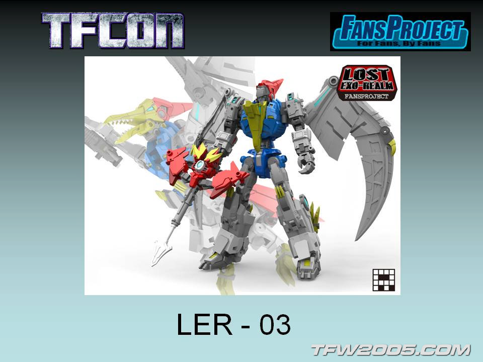 [FansProject] Produit Tiers - Jouets LER (Lost Exo Realm) - aka Dinobots TFCon-2014-Panel-165_1405198943