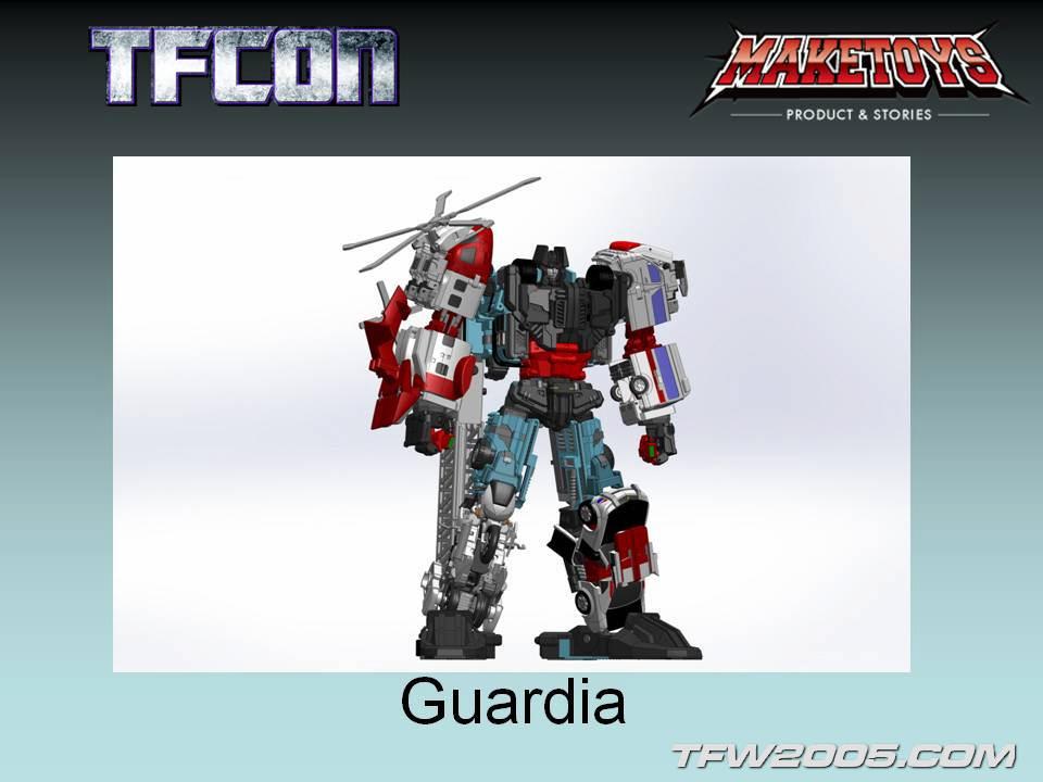 [MakeToys] Produit Tiers - Jouet MTCM-04 Guardia (aka Protectobots - Defensor/Defenso) TFCon-2014-Panel-193_1405198943