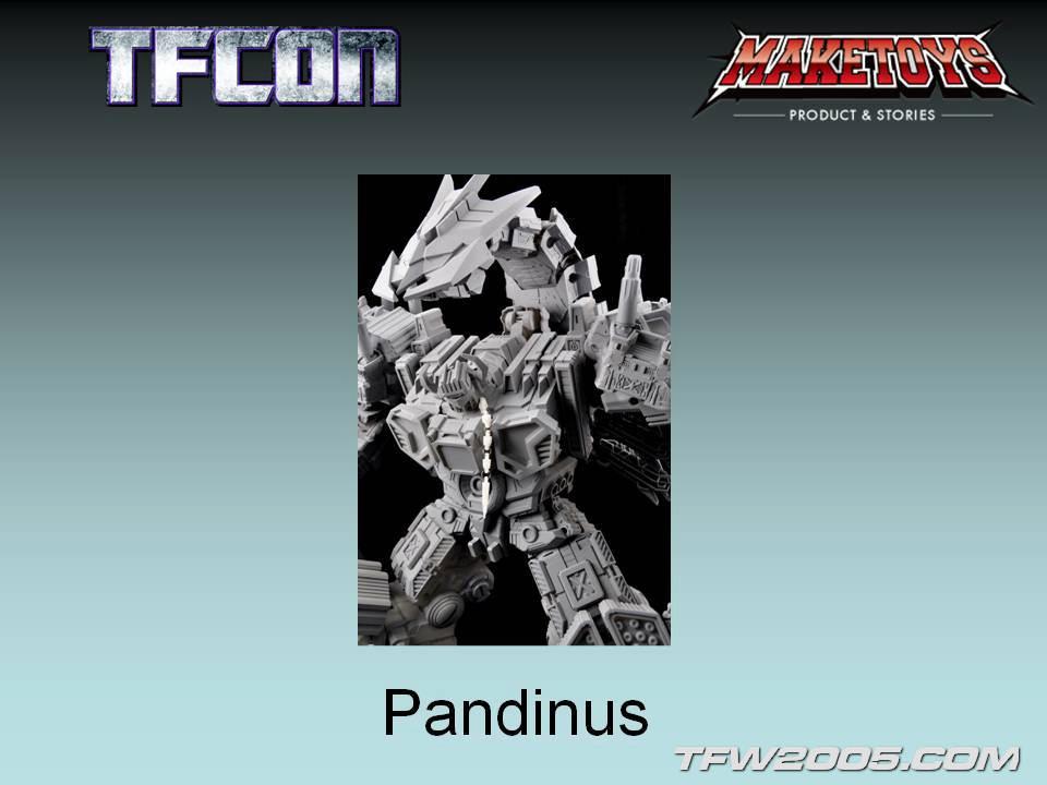 [Maketoys] Produit Tiers - Jouet MCB-03 Pandinus - aka Scorponok et MCB-03D Devil Stinger - aka Black Zarak TFCon-2014-Panel-194_1405198943