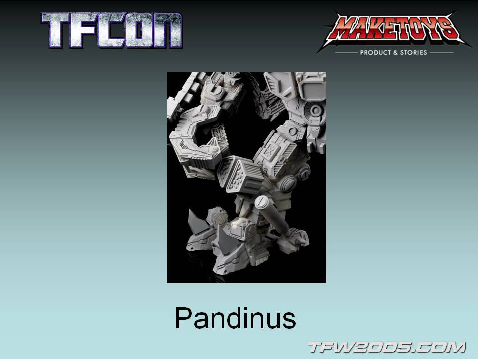 [Maketoys] Produit Tiers - Jouet MCB-03 Pandinus - aka Scorponok et MCB-03D Devil Stinger - aka Black Zarak TFCon-2014-Panel-195_1405198943
