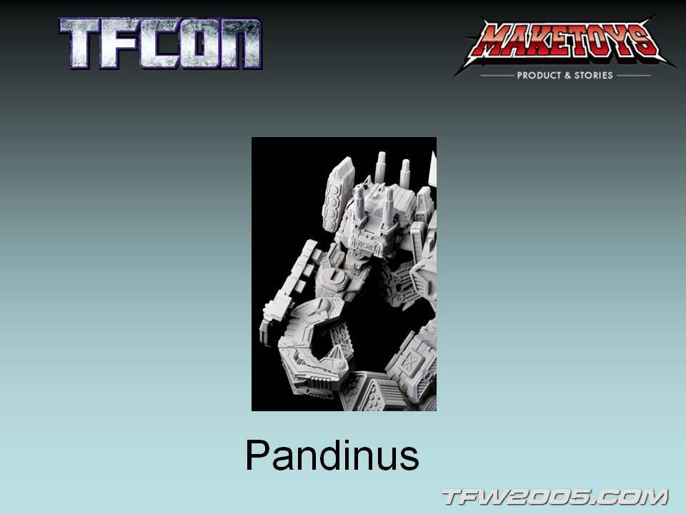 [Maketoys] Produit Tiers - Jouet MCB-03 Pandinus - aka Scorponok et MCB-03D Devil Stinger - aka Black Zarak TFCon-2014-Panel-196_1405198943