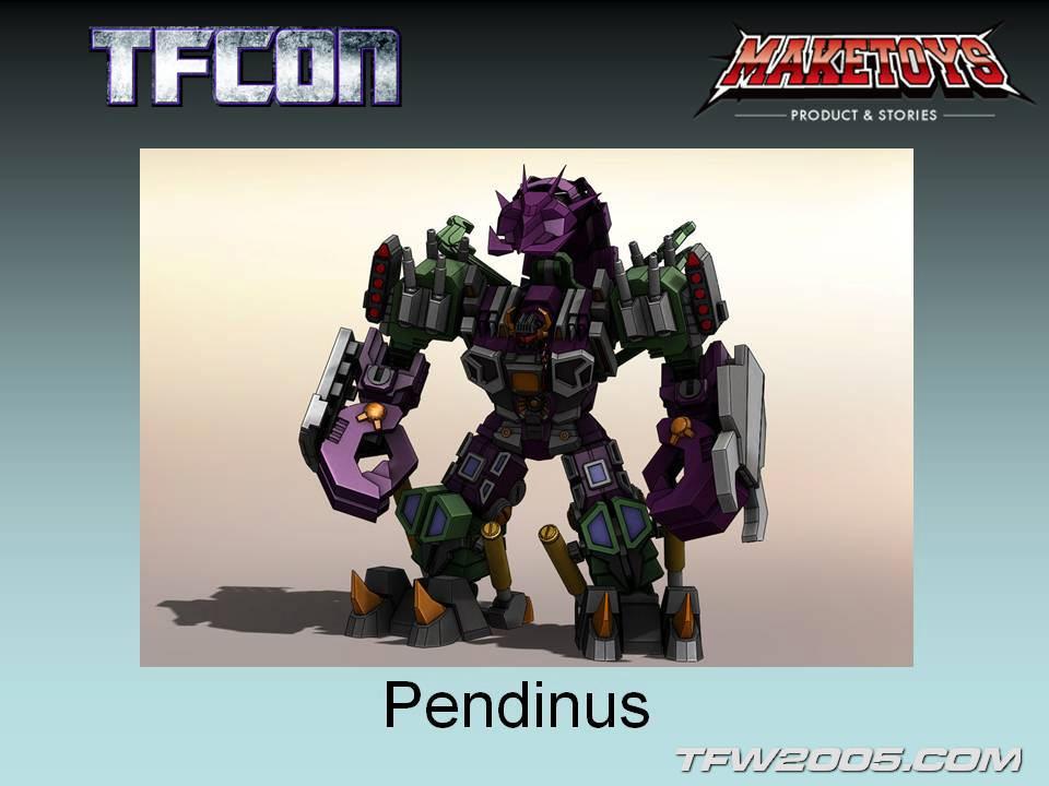 [Maketoys] Produit Tiers - Jouet MCB-03 Pandinus - aka Scorponok et MCB-03D Devil Stinger - aka Black Zarak TFCon-2014-Panel-200_1405198943