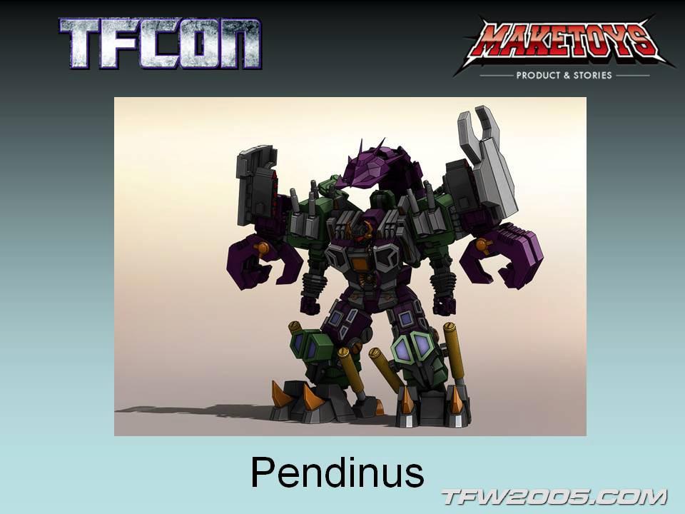 [Maketoys] Produit Tiers - Jouet MCB-03 Pandinus - aka Scorponok et MCB-03D Devil Stinger - aka Black Zarak TFCon-2014-Panel-201_1405198943