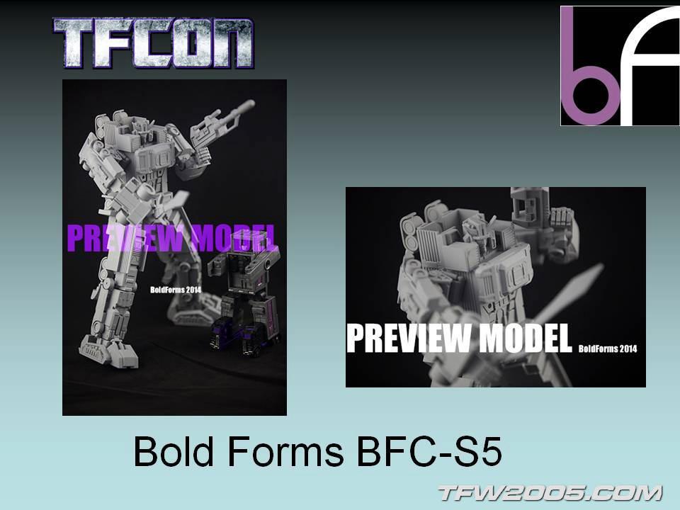 [Bold Forms] Produit Tiers - BF-01 Gladius (aka Mégatron G1) + Lone Wolf (aka Menasor/Menaseur G1) TFCon-2014-Panel-35_1405198846