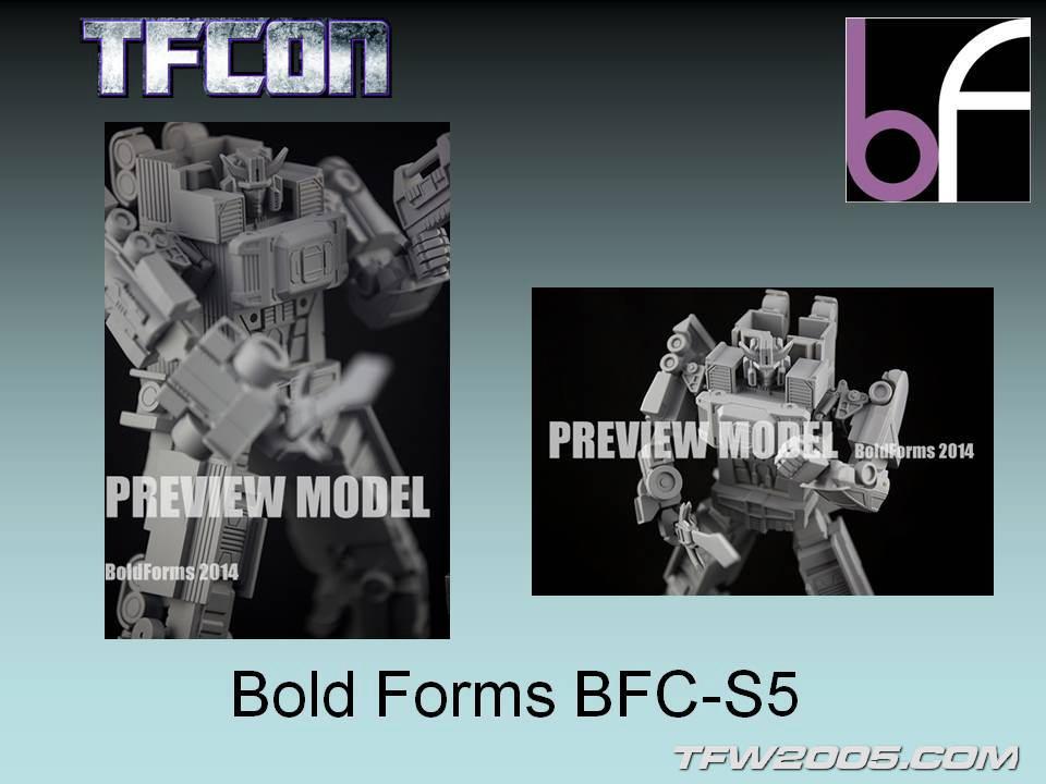 [Bold Forms] Produit Tiers - BF-01 Gladius (aka Mégatron G1) + Lone Wolf (aka Menasor/Menaseur G1) TFCon-2014-Panel-36_1405198846