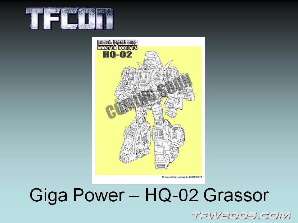 [GigaPower] Produit Tiers - Jouets HQ-01 Superator + HQ-02 Grassor + HQ-03 Guttur + HQ-04 Graviter + HQ-05 Gaudenter - aka Dinobots - Page 2 TFCon-2014-Panel-59_1405198846