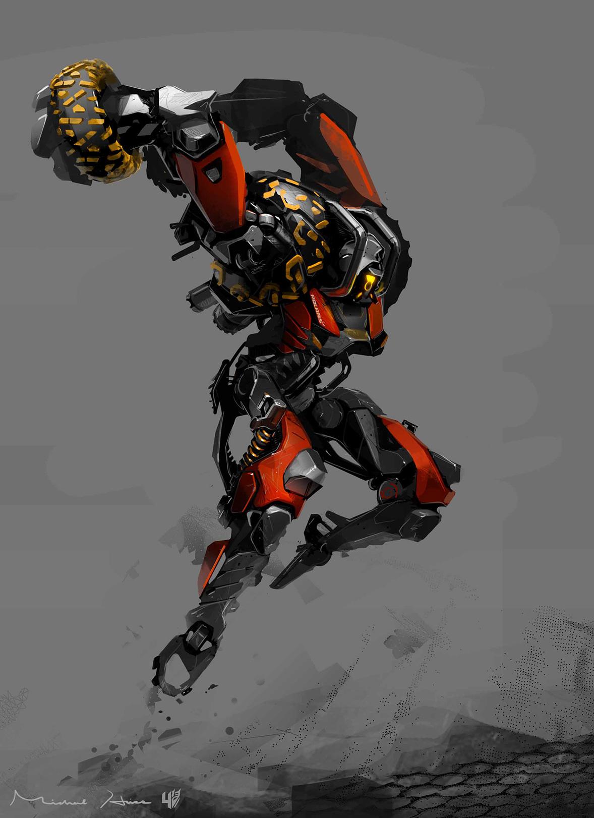 Transformers Age of Extinction Unused Polaris Robot ...