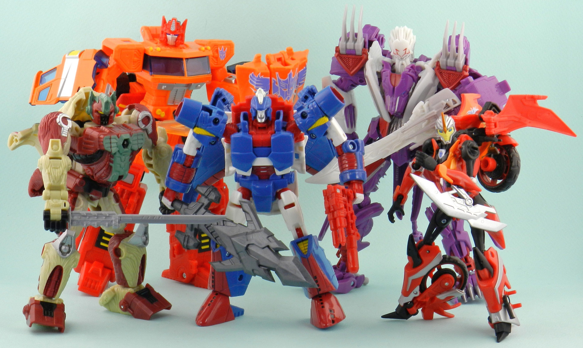 Botcon-2014-Knights-Group