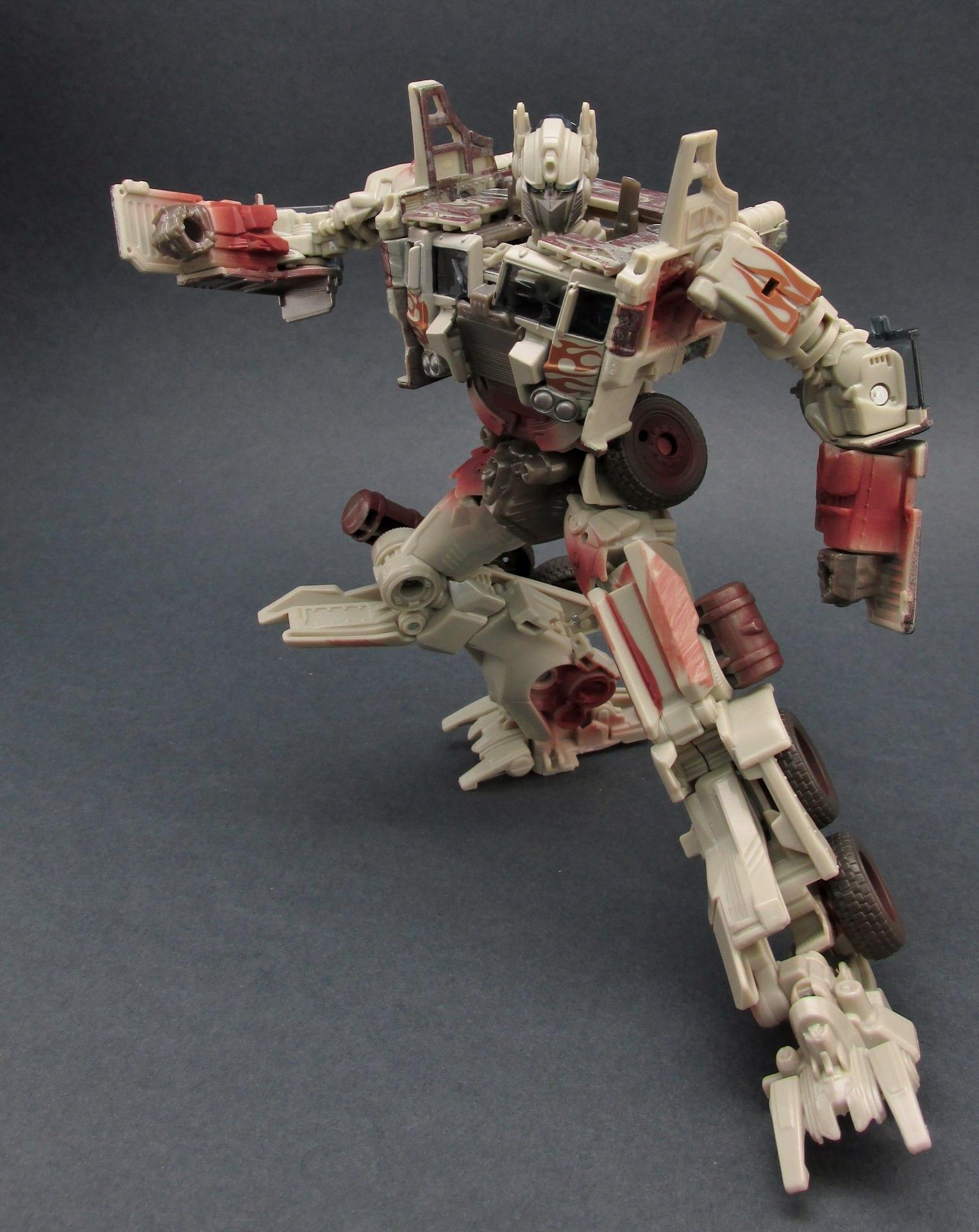 tfws age of extinction optimus prime rusty version toys