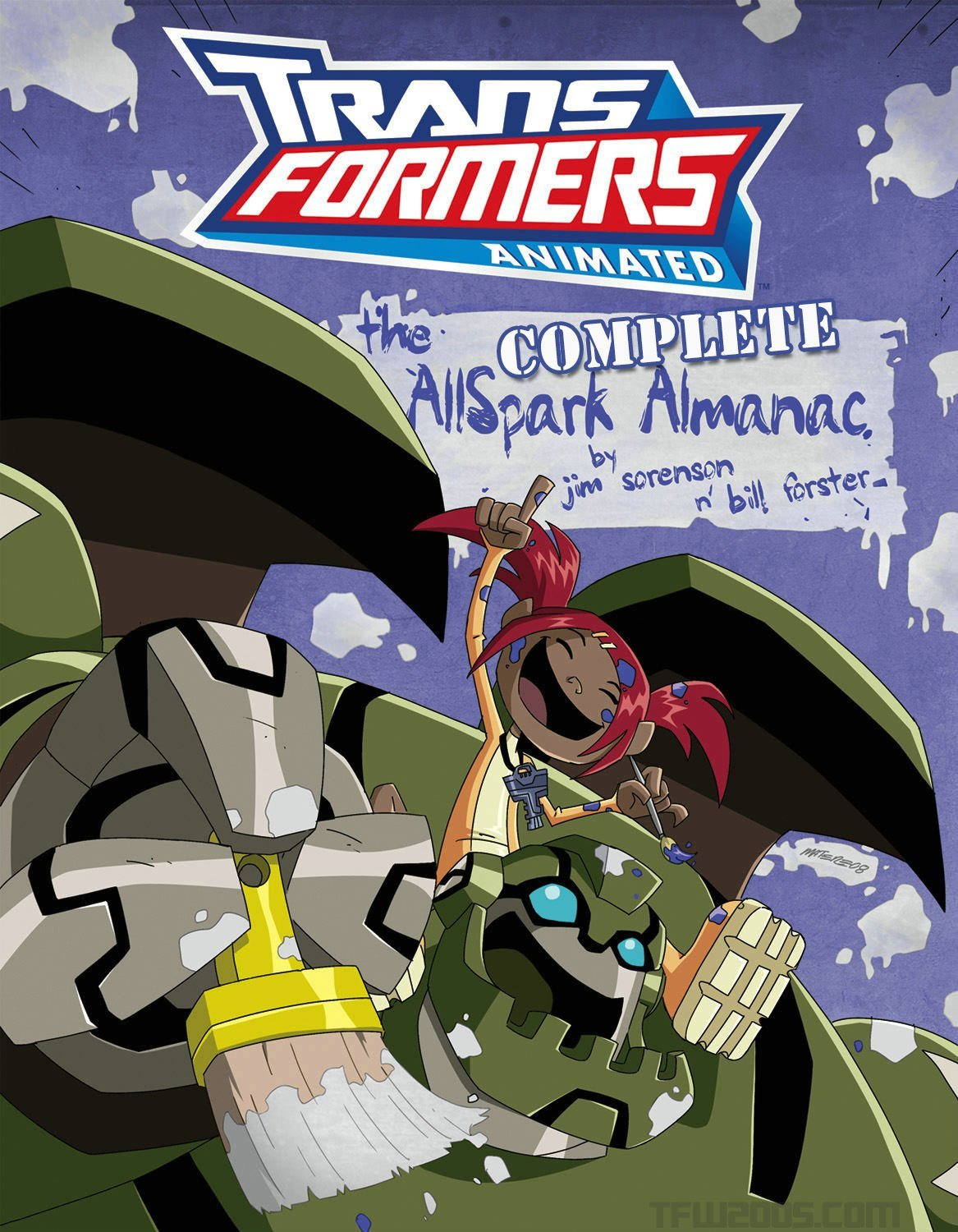 Transformers-Animated-The-Complete-All-Spark-Almanac