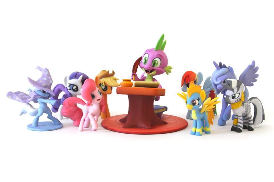 my-little-pony-superfanart-by-hasbro-and-shapeways