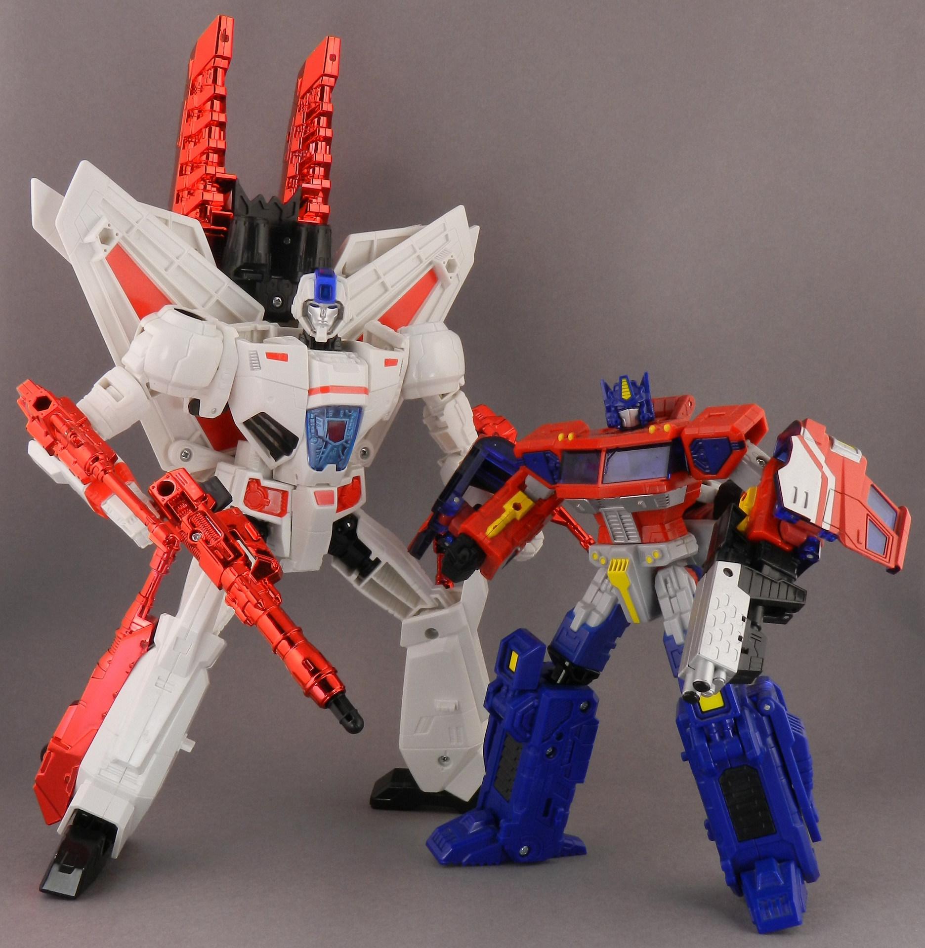 tfws generations jetfire inhand gallery transformers