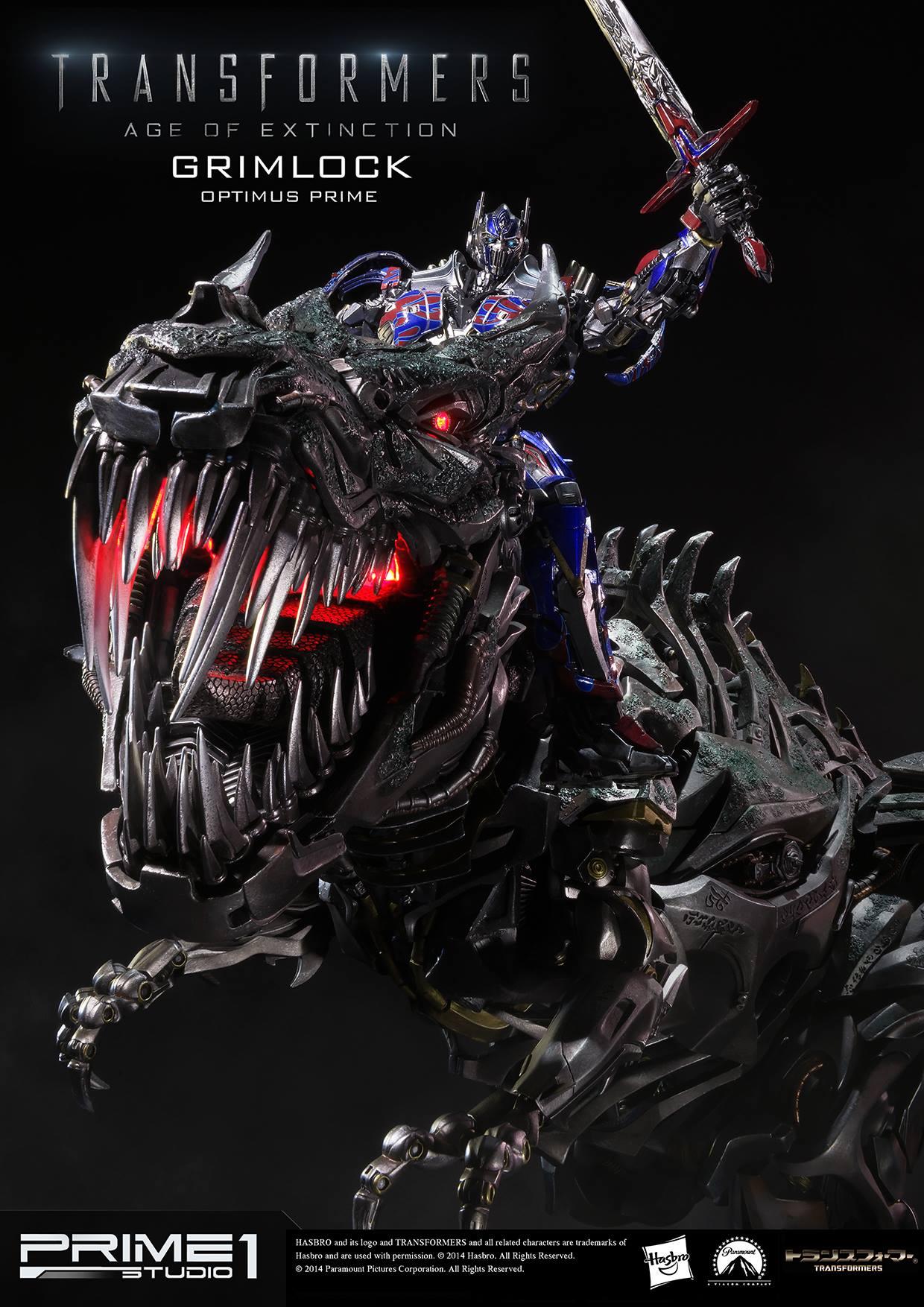 Prime-1-Studio-MMTFM-05-Grimlock-Optimus-Prime