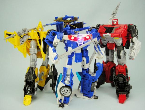 Transformers-GO-Samurai-Squad
