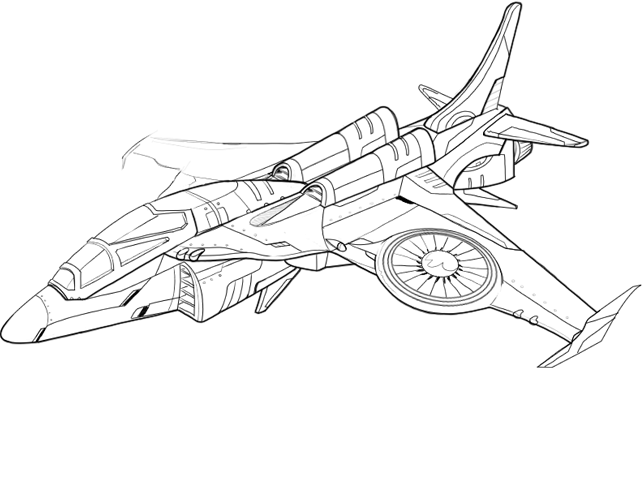 Fan Built Bot Windblade Early Design Concept Sketches