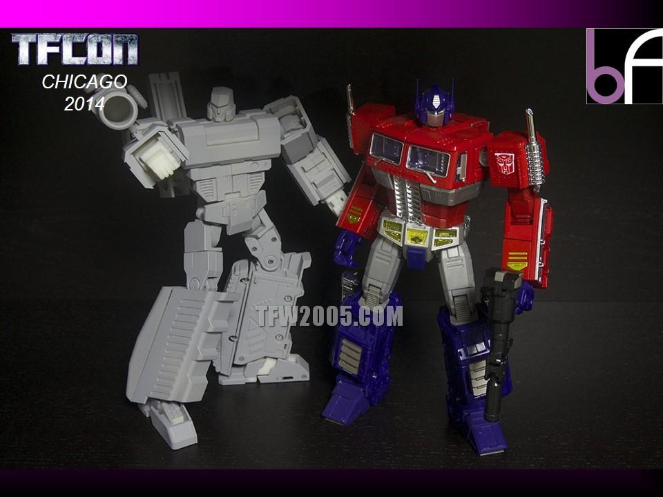[Bold Forms] Produit Tiers - BF-01 Gladius (aka Mégatron G1) + Lone Wolf (aka Menasor/Menaseur G1) TFCon-2014-3rd-Party-098_1414272612