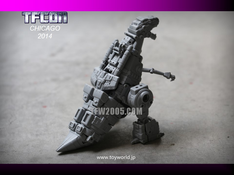 [Toyworld][Zeta Toys] Produit Tiers - Jouet TW-D aka Combiner Dinobots TFCon-2014-3rd-Party-111_1414272612