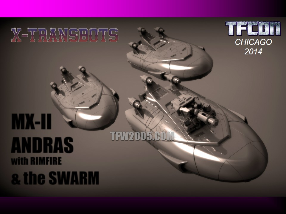 [X-Transbots] Produit Tiers - MX-II Andras - aka Scourge/Fléo TFCon-2014-3rd-Party-167_1414272612