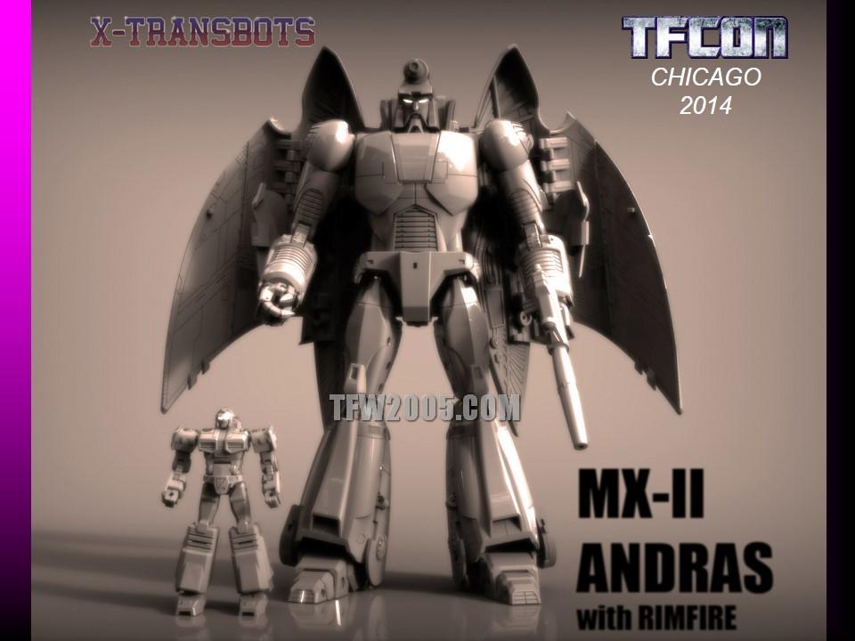 [X-Transbots] Produit Tiers - MX-II Andras - aka Scourge/Fléo TFCon-2014-3rd-Party-168_1414272612
