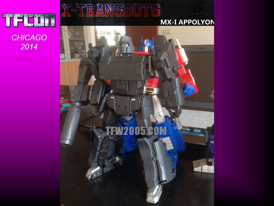 [X-Transbots] Produit Tiers - Jouet MX-1 Apollyon - aka Mégatron TFCon-2014-3rd-Party-175_1414272612
