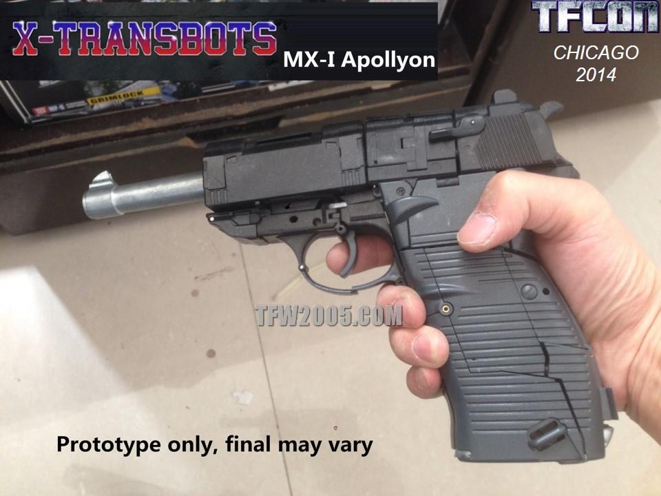 [X-Transbots] Produit Tiers - Jouet MX-1 Apollyon - aka Mégatron TFCon-2014-3rd-Party-177_1414272612