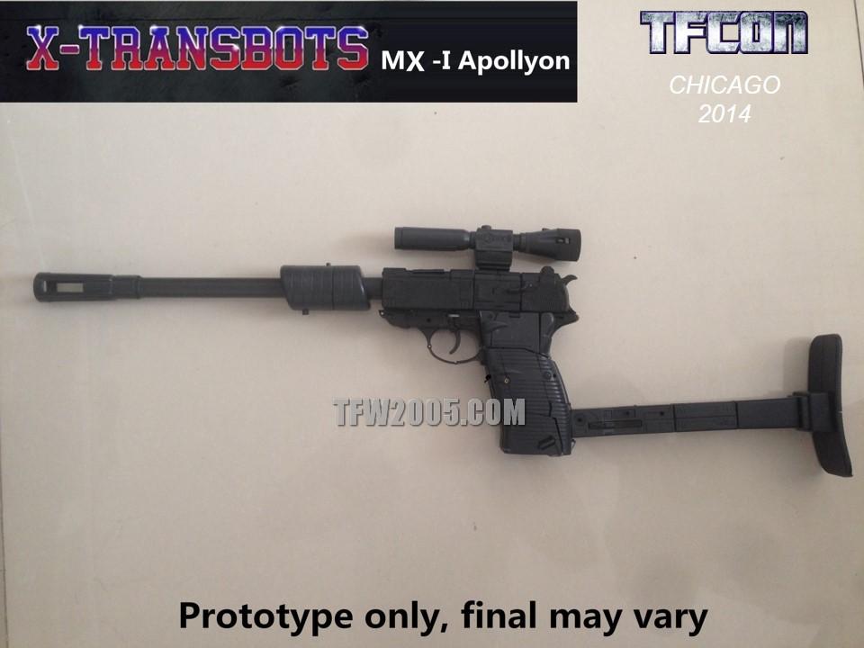 [X-Transbots] Produit Tiers - Jouet MX-1 Apollyon - aka Mégatron TFCon-2014-3rd-Party-180_1414272612