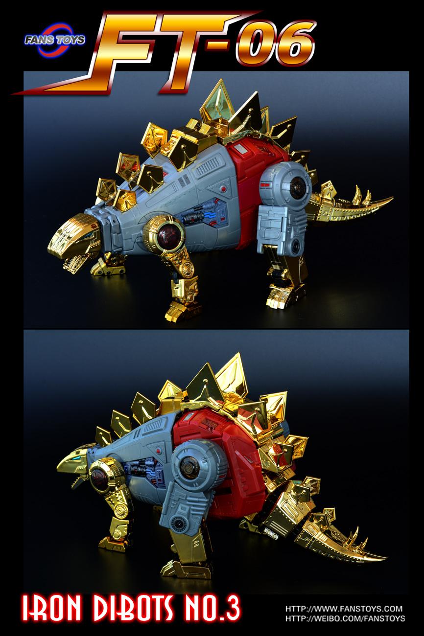 [Fanstoys] Produit Tiers - Dinobots - FT-04 Scoria, FT-05 Soar, FT-06 Sever, FT-07 Stomp, FT-08 Grinder - Page 4 27483747d1418132879-fanstoys-sever-ft-06-masterpiece-snarl-02_1418133425