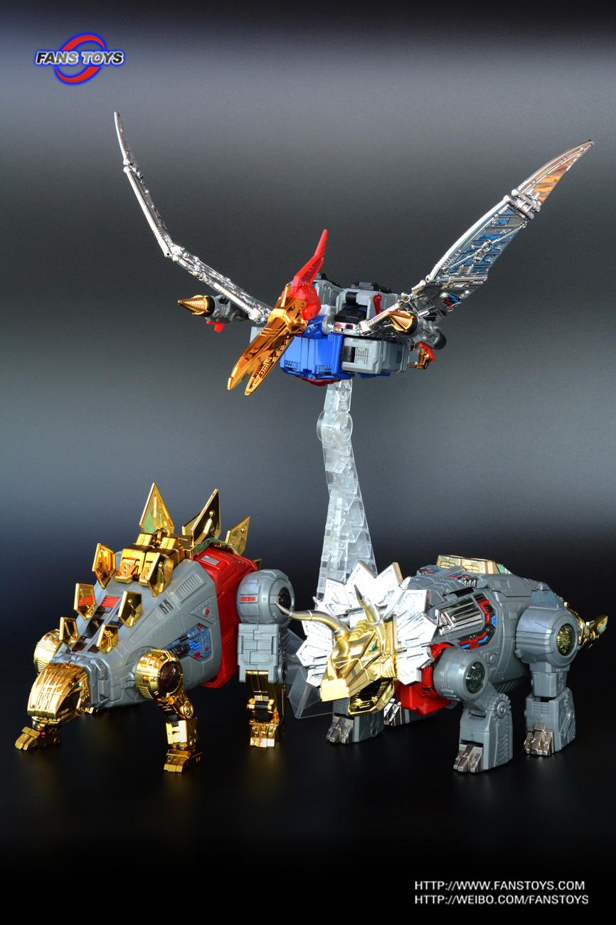 [Fanstoys] Produit Tiers - Dinobots - FT-04 Scoria, FT-05 Soar, FT-06 Sever, FT-07 Stomp, FT-08 Grinder - Page 4 27483751d1418132879-fanstoys-sever-ft-06-masterpiece-snarl-06_1418133425