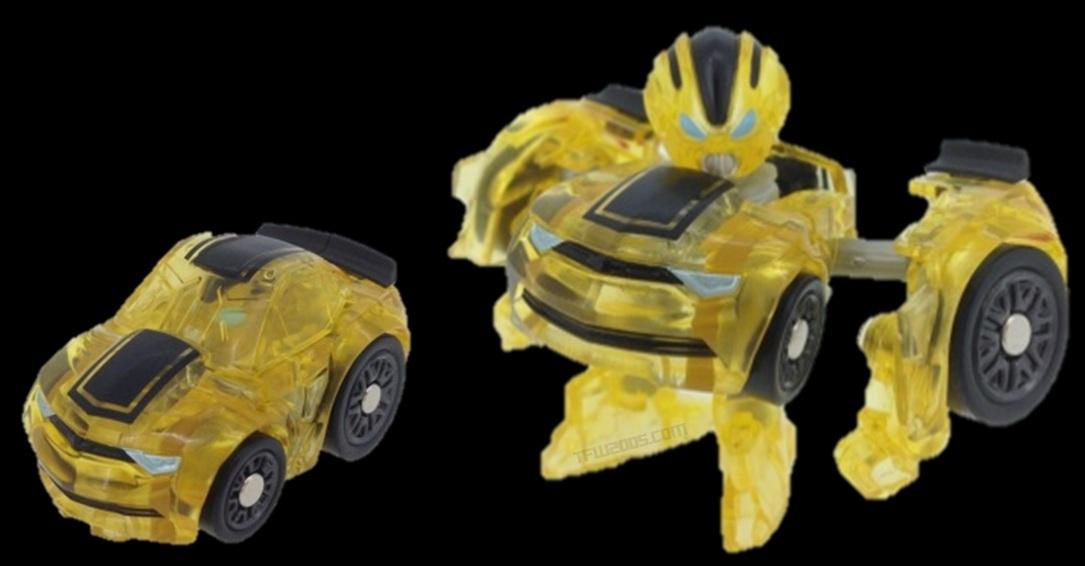 TRU-Japan-Q-Transformers-Transparent-Bumblebee