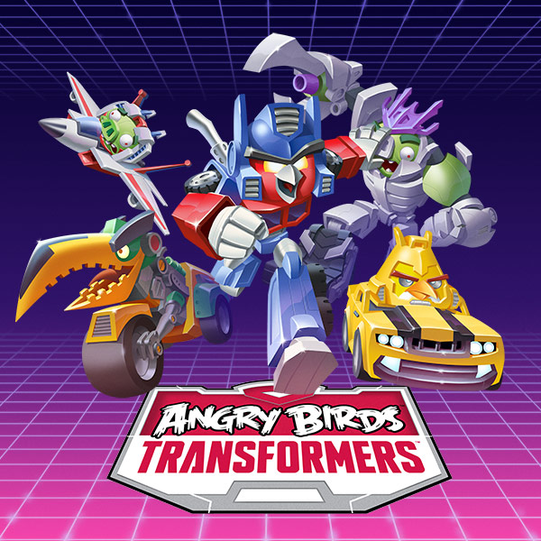 The Angry Birds Transformers Game App Has Updated
