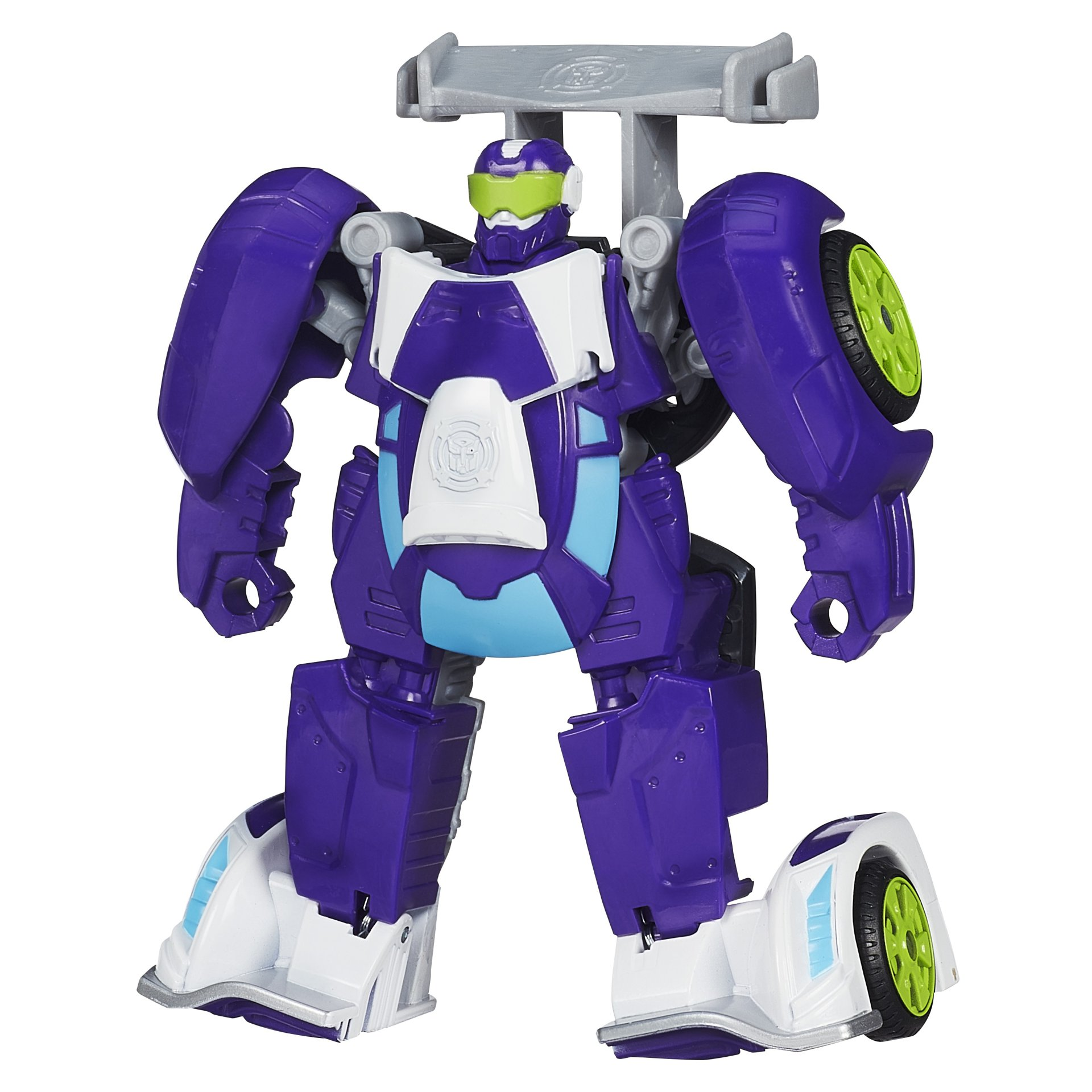 Rescue Bots High Tide Blurr And Salvage Toy Fair Official Images