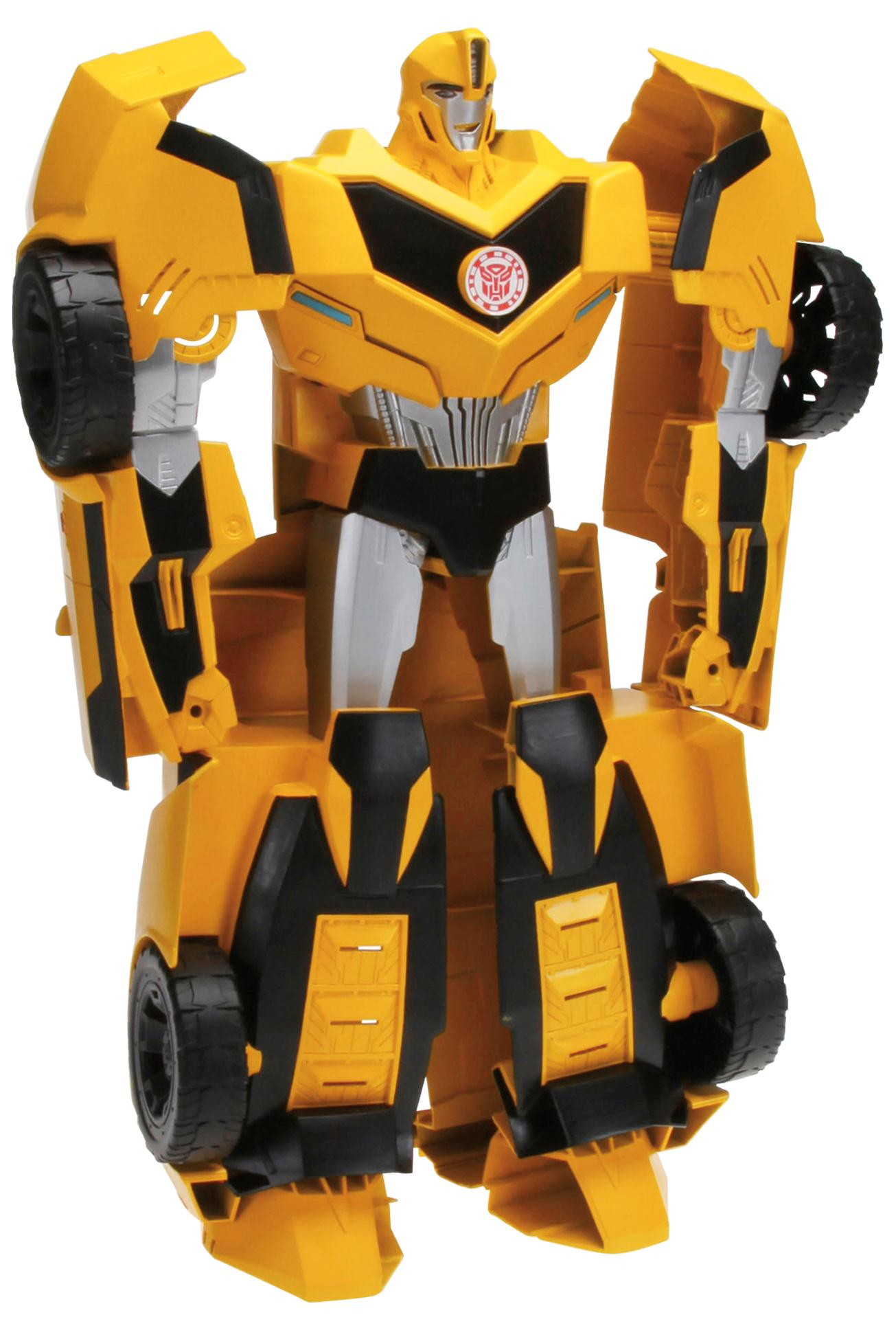 robots in disguise new official images deployer fracture