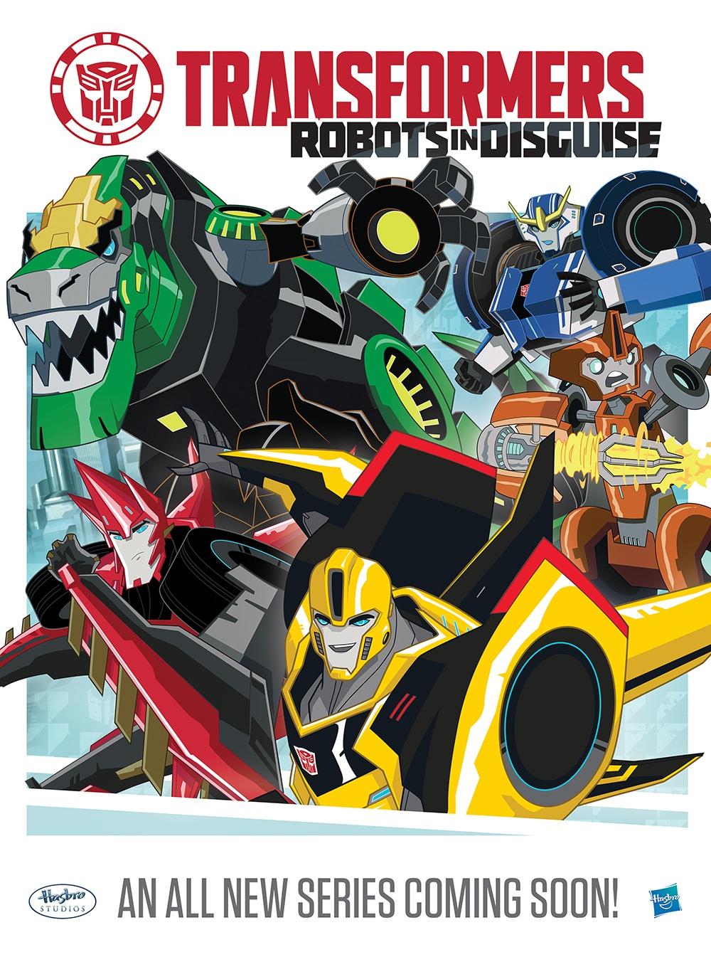 Cartoon network transformers