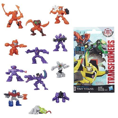 Transformers Tiny Titans Wave 3 More Reveals
