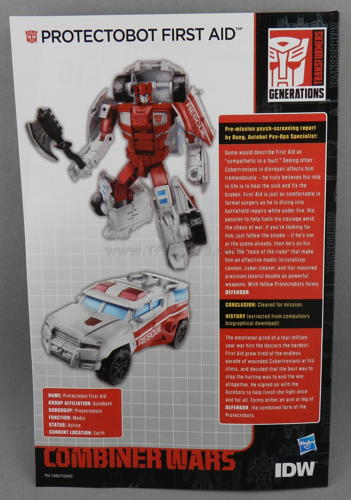 Combiner Wars Deluxe Wave 2 pack in comics feature extended bios ...