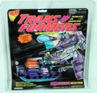 Transformers-G2-Hero-Megatron
