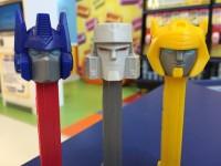 Transformers-Pez-Dispenser