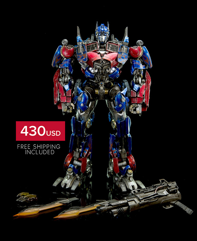 Figurines des Films Transformers ― Par 3A, Comicave Studios, etc 3A-Dark-of-the-Moon-Optimus-Prime-001