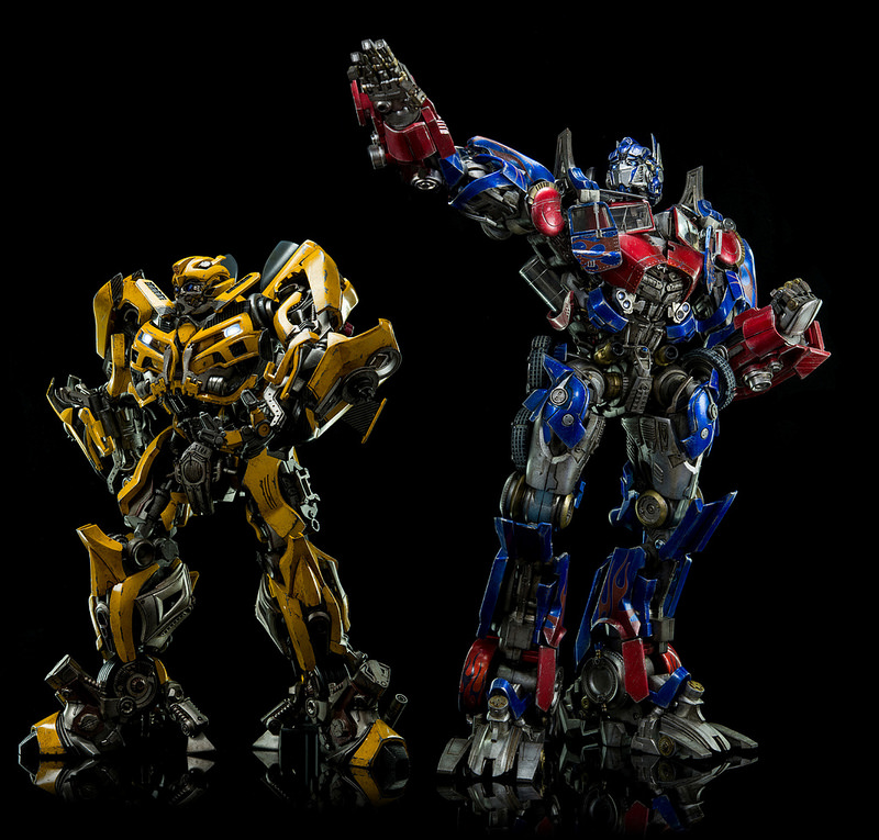 Figurines des Films Transformers ― Par 3A, Comicave Studios, etc 3A-Dark-of-the-Moon-Optimus-Prime-003