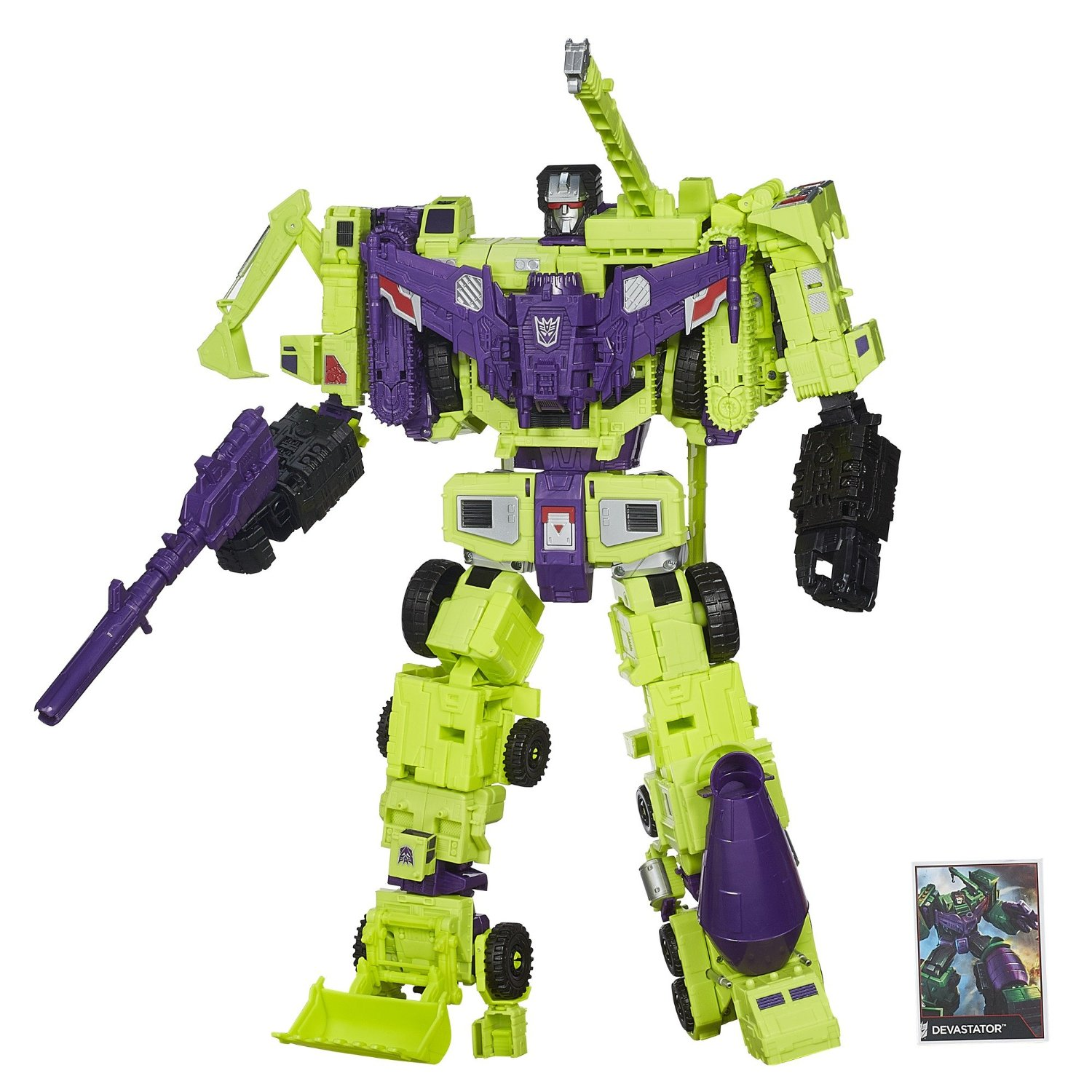 Combiner Wars Devastator Us Release Date Revealed On Amazon