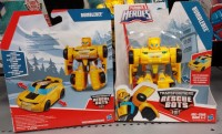 Rescue Bots Bumblebee 3