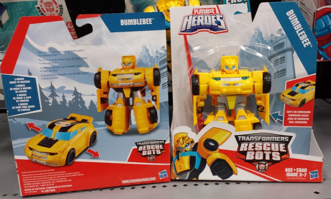 Rescue Bots Bumblebee Toy of Rescue Bots Bumblebee