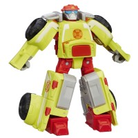 Rescue Bots Heatwave Ambulance Robot